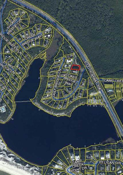 Lot 35 Creek Bridge Lane, Watersound, FL 32461 (MLS #869388) :: John Martin Group | Berkshire Hathaway HomeServices PenFed Realty