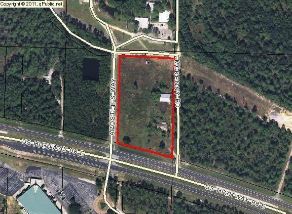 5283 Us Highway 98, Santa Rosa Beach, FL 32459 (MLS #869913) :: Coastal Luxury