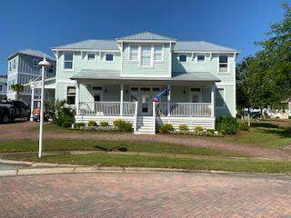 177 Village Boulevard, Santa Rosa Beach, FL 32459 (MLS #869989) :: Linda Miller Real Estate