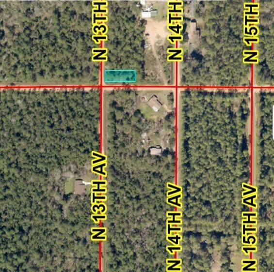 00 13th Avenue, Milton, FL 32583 (MLS #870055) :: Scenic Sotheby's International Realty