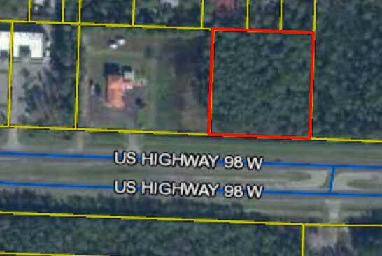 TBD Us Hwy 98, Santa Rosa Beach, FL 32459 (MLS #870209) :: Engel & Voelkers - 30A Beaches