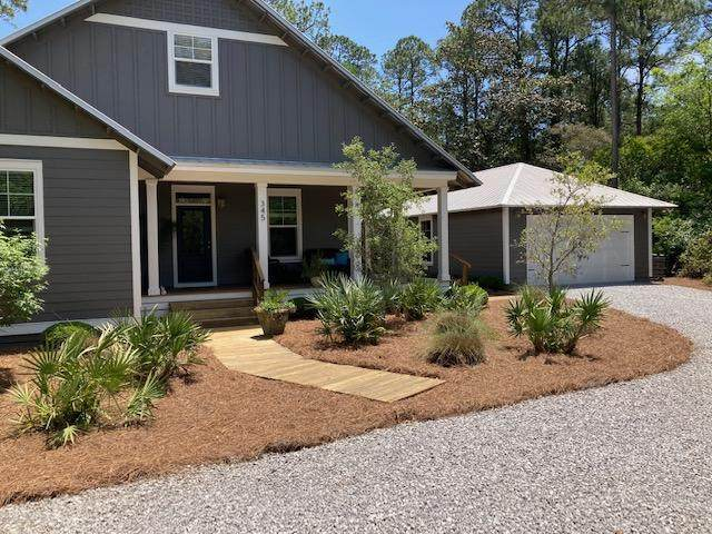 345 Amelia Lane, Santa Rosa Beach, FL 32459 (MLS #870724) :: Linda Miller Real Estate