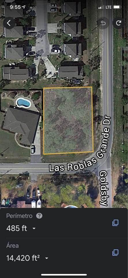 Lot 14 Las Roblas Grande Drive, Santa Rosa Beach, FL 32459 (MLS #871183) :: Anchor Realty Florida