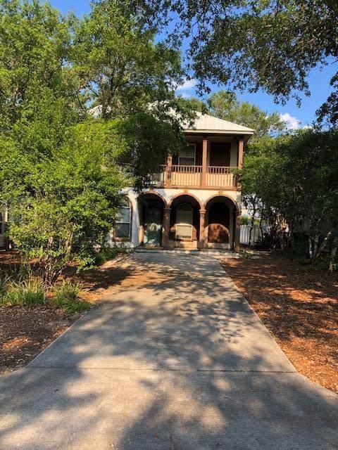 260 Clareon Drive, Inlet Beach, FL 32461 (MLS #871305) :: Linda Miller Real Estate