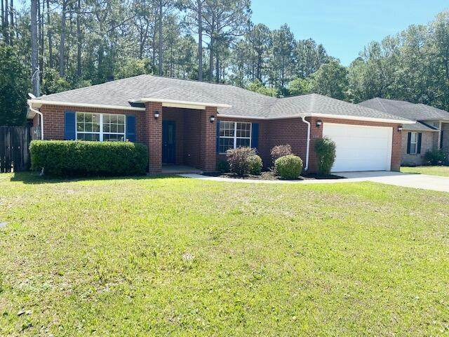 2666 Hidden Estates Circle, Navarre, FL 32566 (MLS #871609) :: Berkshire Hathaway HomeServices PenFed Realty