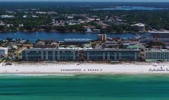 381 Santa Rosa Boulevard Unit 515W, Fort Walton Beach, FL 32548 (MLS #871645) :: Counts Real Estate on 30A