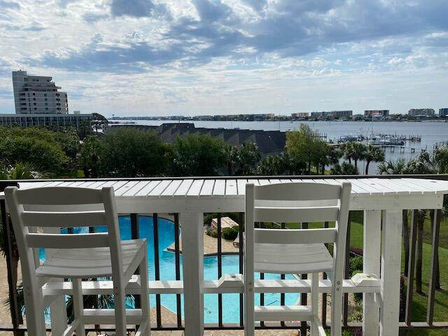 214 SW Miracle Strip Pky B408, Fort Walton Beach, FL 32548 (MLS #871770) :: 30A Escapes Realty