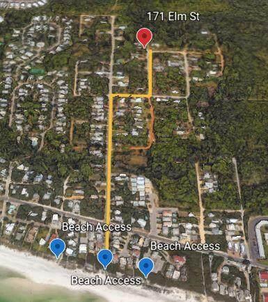 171 Elm Street, Santa Rosa Beach, FL 32459 (MLS #872478) :: Blue Swell Realty