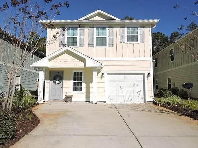 41 Hackberry Way, Santa Rosa Beach, FL 32459 (MLS #873653) :: NextHome Cornerstone Realty