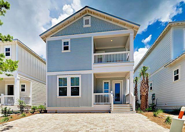 362 Gulfview Circle, Santa Rosa Beach, FL 32459 (MLS #873989) :: Better Homes & Gardens Real Estate Emerald Coast