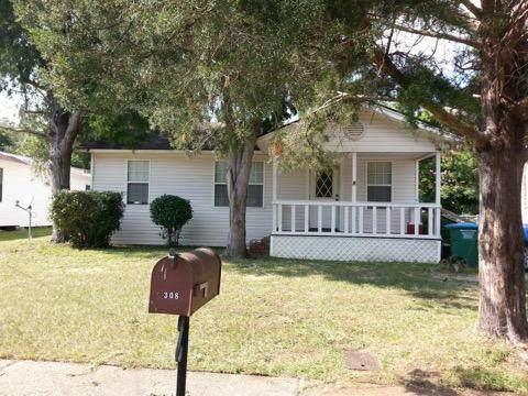 308 E 1St Avenue, Crestview, FL 32536 (MLS #874850) :: Coastal Lifestyle Realty Group