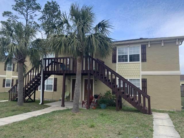 719 S Berthe Avenue #8, Panama City, FL 32404 (MLS #874907) :: Better Homes & Gardens Real Estate Emerald Coast