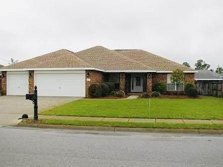 2193 Stratos Court, Navarre, FL 32566 (MLS #875036) :: Berkshire Hathaway HomeServices Beach Properties of Florida