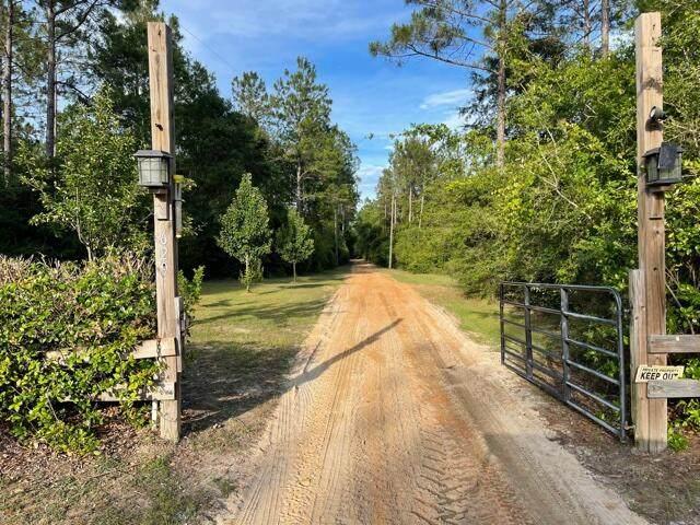 629 E Chapel Road, Laurel Hill, FL 32567 (MLS #876072) :: Better Homes & Gardens Real Estate Emerald Coast