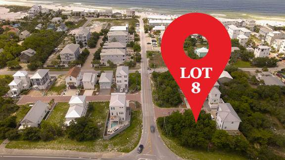 Lot 8 Bluewater View Avenue, Inlet Beach, FL 32461 (MLS #877011) :: Blue Swell Realty