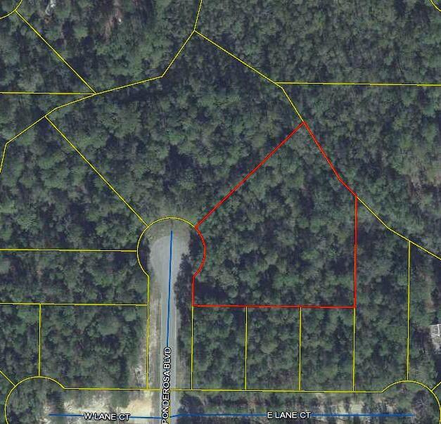 TBD Ponderosa Blvd, Defuniak Springs, FL 32433 (MLS #877745) :: Better Homes & Gardens Real Estate Emerald Coast
