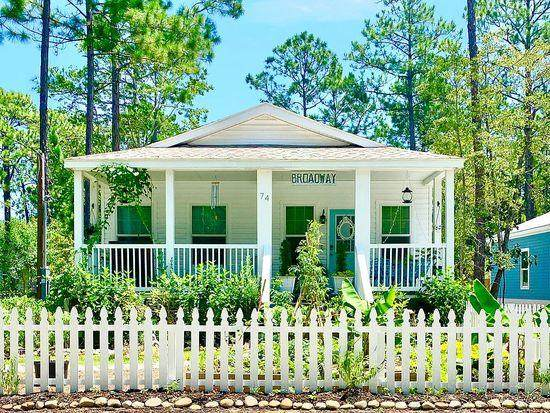 74 Central 8th Street Street, Santa Rosa Beach, FL 32459 (MLS #877864) :: Blue Swell Realty