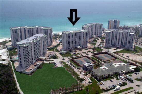15300 Emerald Coast Parkway Unit 201, Destin, FL 32541 (MLS #877899) :: The Beach Group