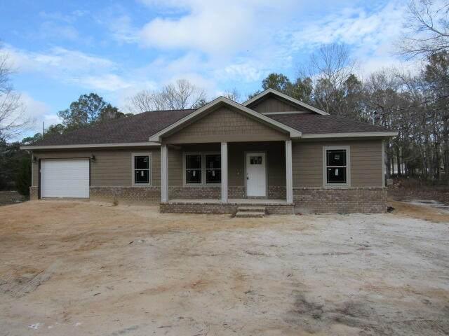 6199 Old Hickory Road, Crestview, FL 32539 (MLS #878030) :: Better Homes & Gardens Real Estate Emerald Coast