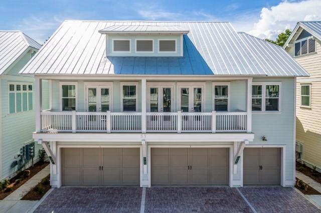 80 Wharf Lane C, Inlet Beach, FL 32461 (MLS #878040) :: Briar Patch Realty