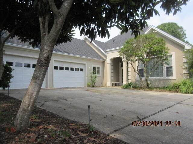 4479 Turnberry Place, Niceville, FL 32578 (MLS #878631) :: Scenic Sotheby's International Realty
