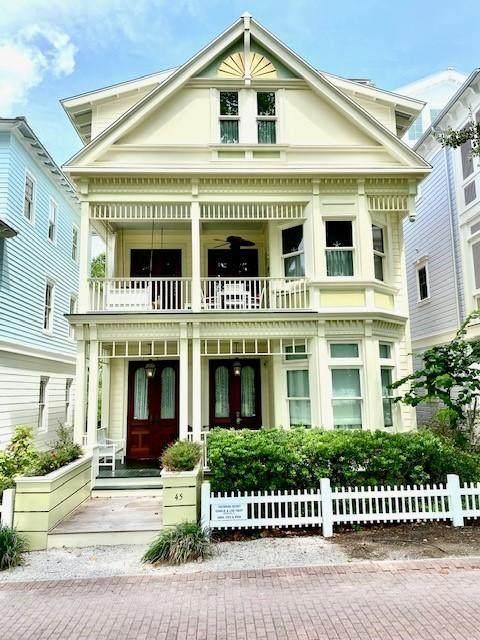 45 Wakulla Lane, Santa Rosa Beach, FL 32459 (MLS #878651) :: Counts Real Estate on 30A