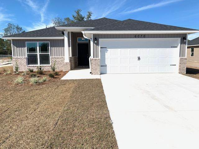 6315 Redberry Drive, Gulf Breeze, FL 32563 (MLS #878686) :: Classic Luxury Real Estate, LLC