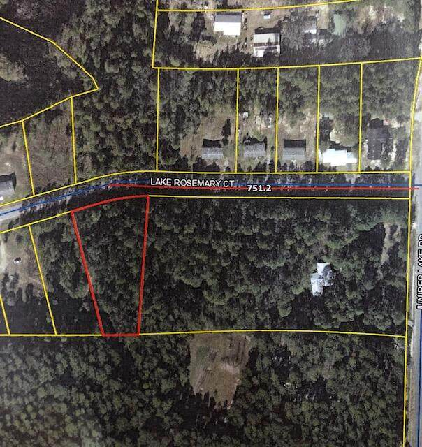 .92 acres Lake Rosemary Court, Defuniak Springs, FL 32433 (MLS #878814) :: John Martin Group
