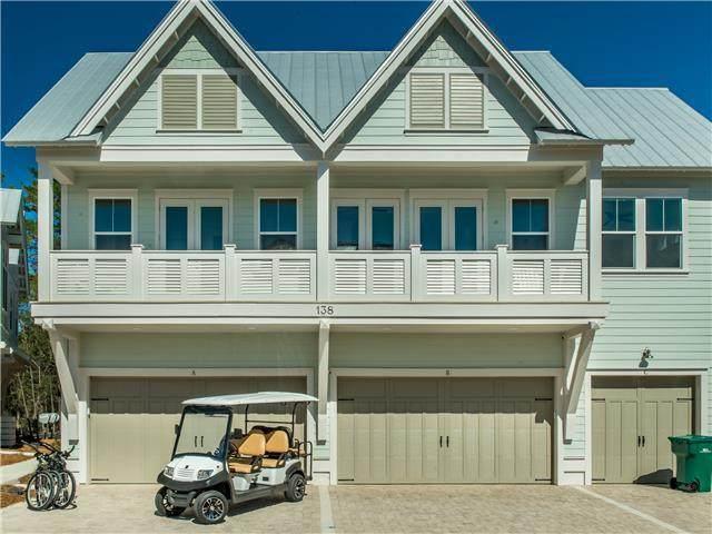 138 E Pine Lands Loop A, Inlet Beach, FL 32461 (MLS #879144) :: Keller Williams Realty Emerald Coast