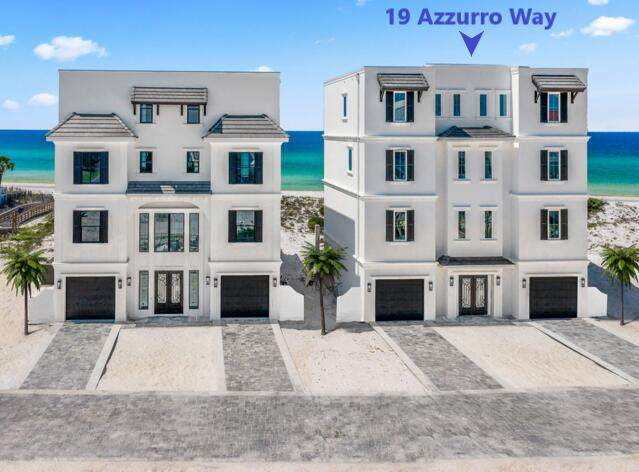 19 Azzurro Way, Santa Rosa Beach, FL 32459 (MLS #881155) :: Berkshire Hathaway HomeServices Beach Properties of Florida