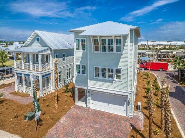 21 Pleasant Street Lot 58, Inlet Beach, FL 32461 (MLS #881638) :: Rosemary Beach Realty