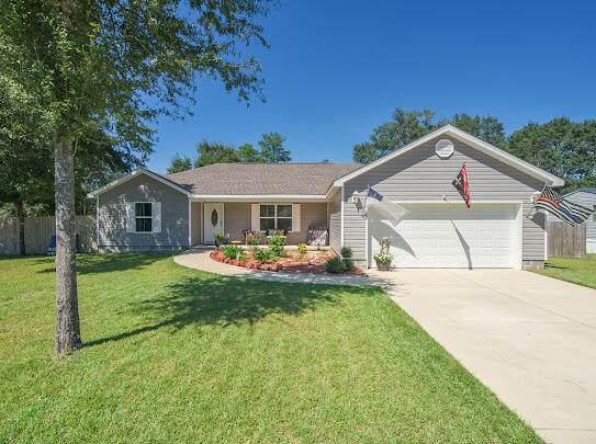 1316 Oakwood Lakes Boulevard, Defuniak Springs, FL 32433 (MLS #881803) :: Scenic Sotheby's International Realty