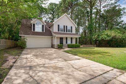 391 Brookwood Boulevard, Mary Esther, FL 32569 (MLS #884324) :: RE/MAX By The Sea