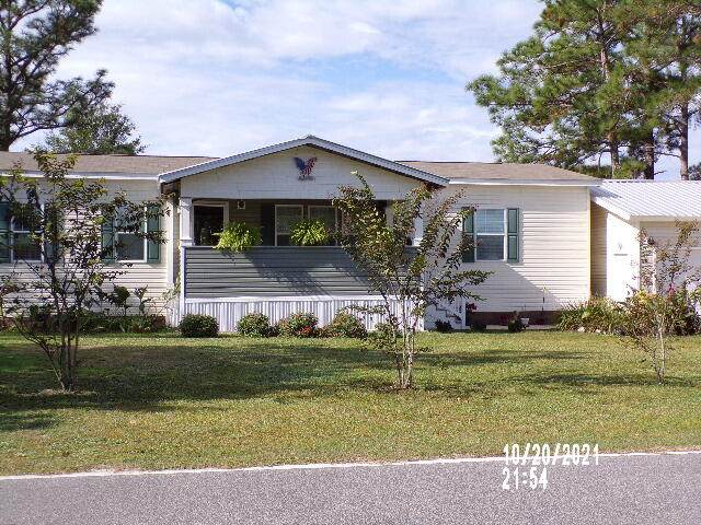 808 Paradise Island Drive, Defuniak Springs, FL 32433 (MLS #884409) :: Somers & Company