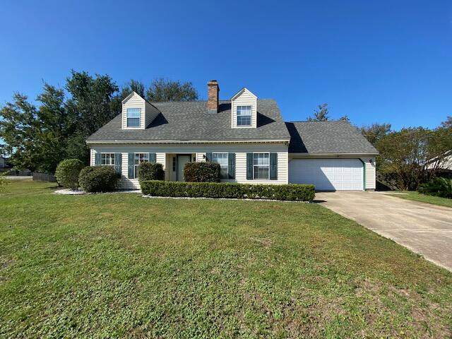 3007 Bob White Drive, Mary Esther, FL 32569 (MLS #884479) :: Briar Patch Realty