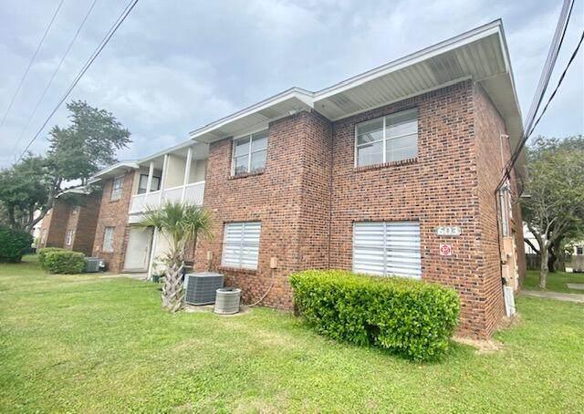 603 Colonial Drive Apt 7, Fort Walton Beach, FL 32547 (MLS #884609) :: Luxury Properties on 30A