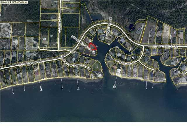 4525 Soundside Drive, Gulf Breeze, FL 32563 (MLS #535220) :: Keller Williams Emerald Coast
