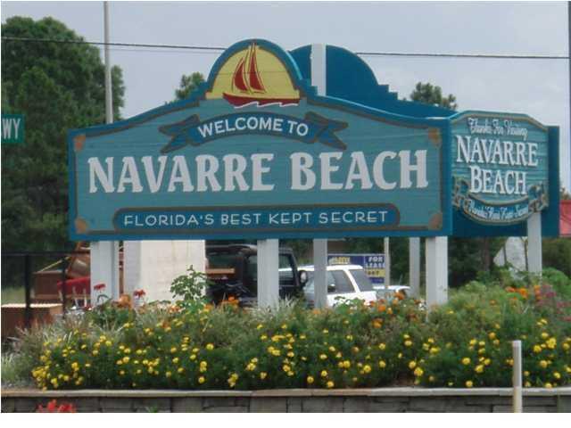 7384 Gulf Boulevard, Navarre, FL 32566 (MLS #590690) :: Coast Properties