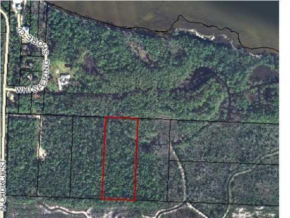 LOT 311 N Church Street (4 Acres), Santa Rosa Beach, FL 32459 (MLS #592162) :: ResortQuest Real Estate
