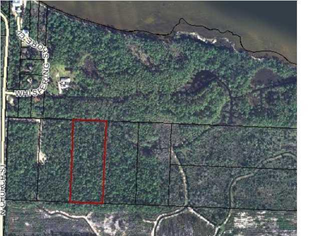LOT 312 N Church Street (4 Acres), Santa Rosa Beach, FL 32459 (MLS #592201) :: ResortQuest Real Estate