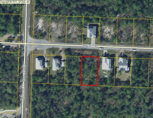 LOT 4 Madie Lane, Santa Rosa Beach, FL 32459 (MLS #767938) :: Berkshire Hathaway HomeServices Beach Properties of Florida