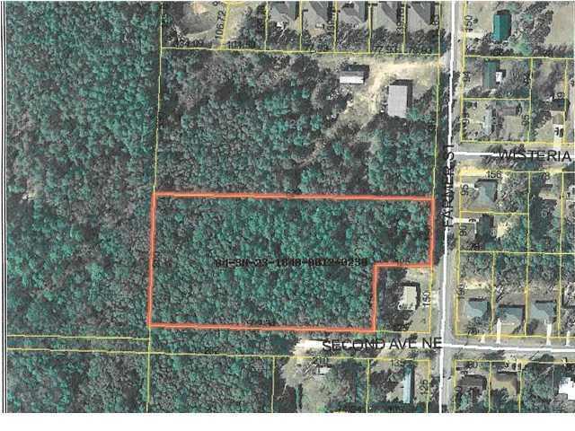 3.89 AC Farmer Street, Crestview, FL 32539 (MLS #768073) :: Luxury Properties Real Estate