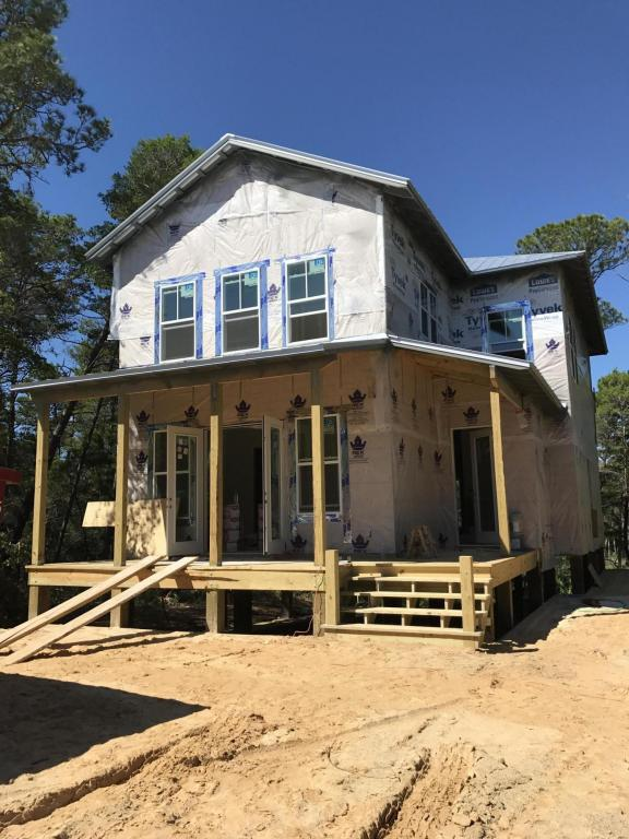 Lot 40 Matt's Way, Santa Rosa Beach, FL 32459 (MLS #776339) :: RE/MAX By The Sea