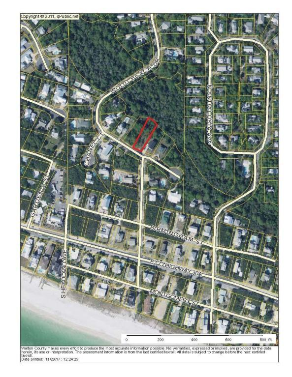 Lot 7 Wood Beach Drive, Santa Rosa Beach, FL 32459 (MLS #777557) :: Scenic Sotheby's International Realty