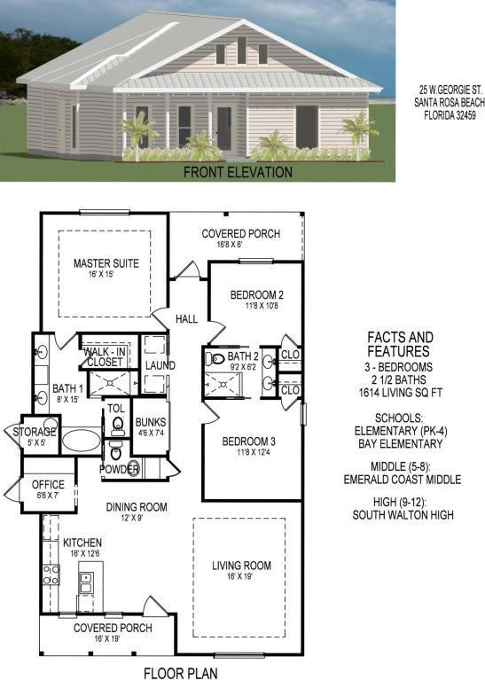Lot 25 Georgie Street, Point Washington, FL 32459 (MLS #784352) :: The Premier Property Group
