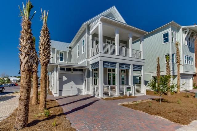 557 Gulfview Circle Lot 4, Santa Rosa Beach, FL 32459 (MLS #788532) :: Coast Properties
