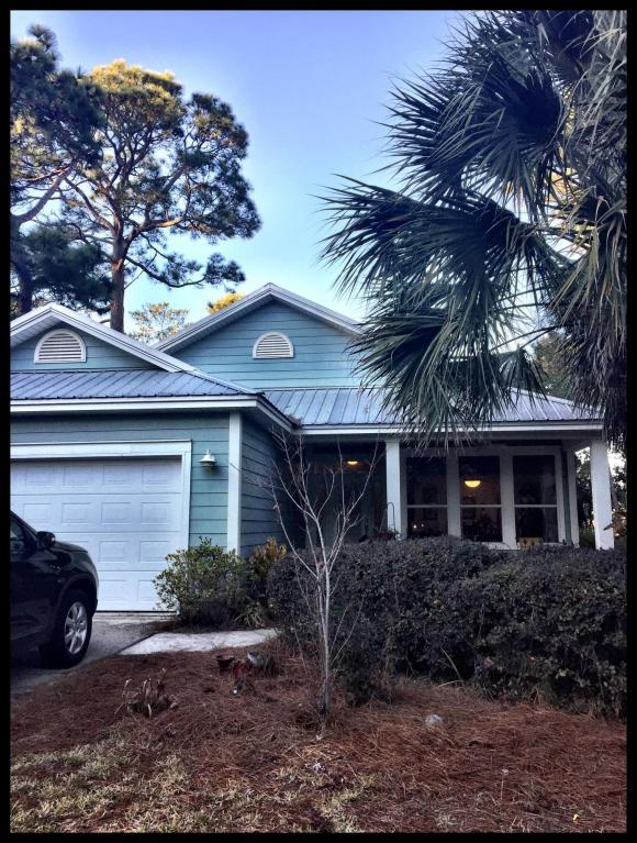 119 Sunrise Circle, Santa Rosa Beach, FL 32459 (MLS #789148) :: Scenic Sotheby's International Realty