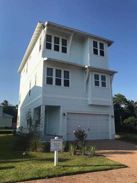 537 Gulfview Circle Lot 1, Santa Rosa Beach, FL 32459 (MLS #790594) :: Classic Luxury Real Estate, LLC