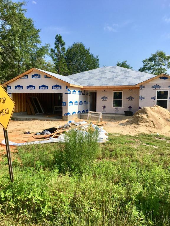Lot 24 Oakwood Lakes Boulevard, Defuniak Springs, FL 32433 (MLS #790675) :: Classic Luxury Real Estate, LLC