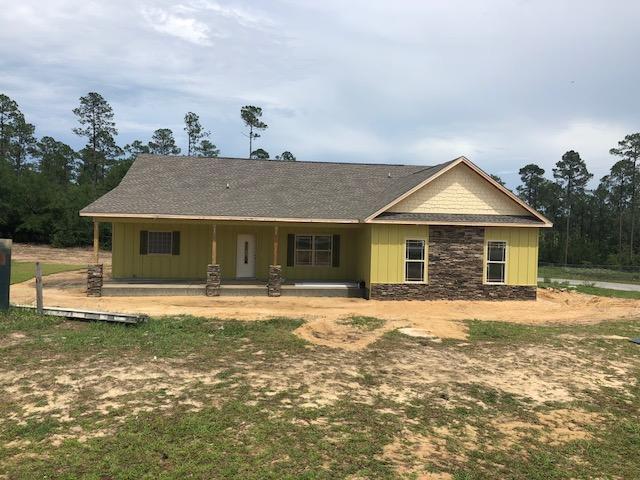 4070 Happy Trails Road, Crestview, FL 32539 (MLS #791501) :: Classic Luxury Real Estate, LLC